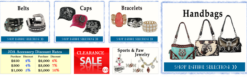 wholesale accessories and handbag